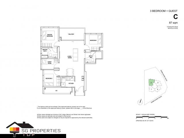 Floor Plan Fyve Derbyshire